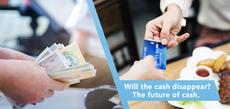 Will the Cash Disappear? Top 3 Trends Rocking the Future of Cash by 2020
