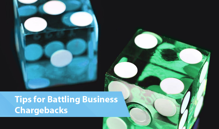 Four Tips for Battling Business Chargebacks
