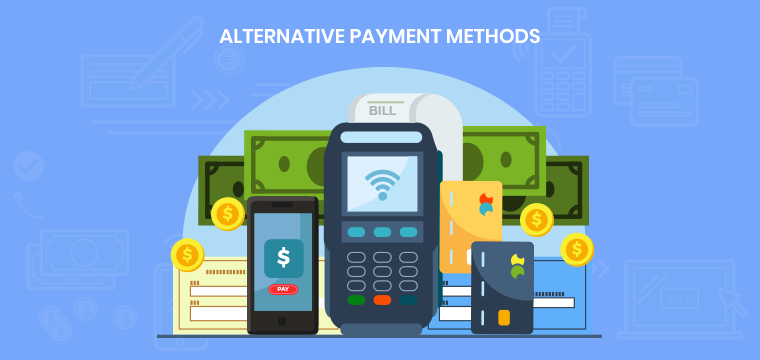 Alternative payment methods: The more you offer, the better