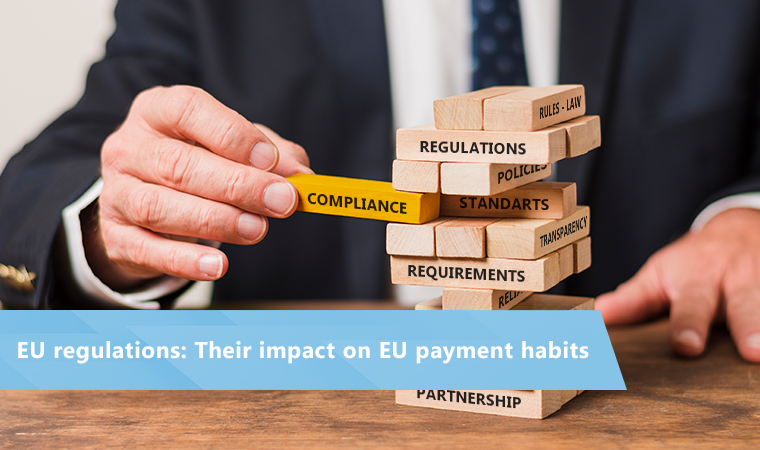 EU regulations: Their impact on EU payment habits