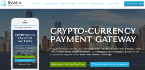 cryptocurrency payment processor